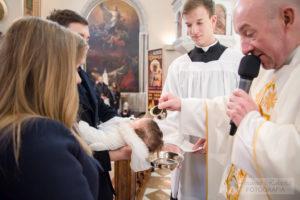 chrzest święty warszawa pyry