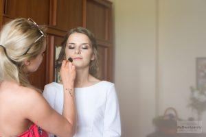 przygotowania ślubne makijaż