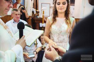 przysięga małżeńska na ślubie kościelnym