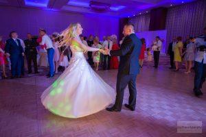 pierwszy taniec w DoubleTree by Hilton Wawer