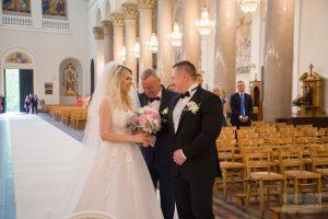 ślub kościelny bazylika na kawęczyńskiej