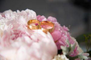 zdjęcie ślubne obrączki