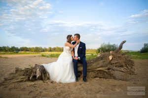 fotografia ślubna warszawa na plaży