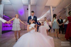 oczepiny zdjęcia ślubne