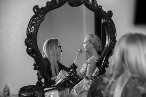 fotografia makijażu ślubnego
