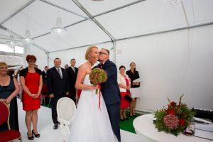 ślub plenerowy zegrze