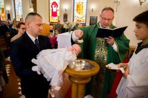 chrzest święty Mińsk Mazowiecki