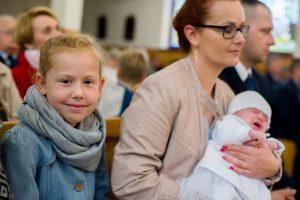 chrzest święty w rudzienku