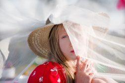 sesja dziecięca w lato