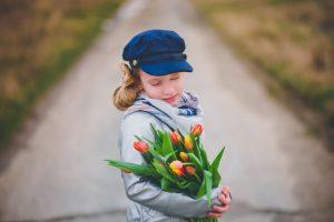 wiosenna sesja dziecięca